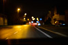 melody of a night drive (lumofisk) Tags: road night 50mm nacht ghost driveby line flare strase seitenlinie 0mmf0 nikondf