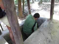 """Cu Chi: les tunnels de la Guerre du Vietnam <a style=""""margin-left:10px; font-size:0.8em;"""" href=""""http://www.flickr.com/photos/127723101@N04/24343411140/"""" target=""""_blank"""">@flickr</a>"""