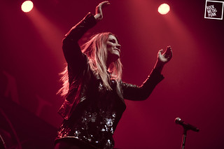 February 13, 2015 // Delain at Lotto Arena // Shot by Daria Colaes