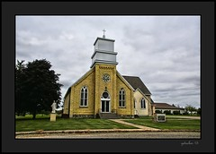 St Patrick's Church  Palms MI (the Gallopping Geezer 3.8 million + views....) Tags: building church mi rural canon palms religious worship michigan country religion structure thumb tamron backroads stpatricks smalltown geezer corel 6d 28300 2015
