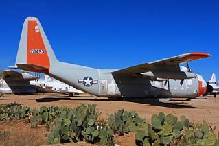 Lockheed C-130D Hercules n° 182-3200 ~ 57-0493
