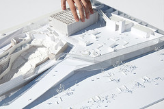 Студия Kengo Kuma представила проект филармонии для города Анже