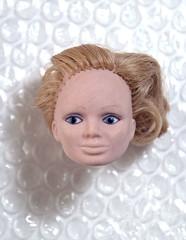 Lady P progress (criscrash13) Tags: vintage doll mold tlc ladypenelope