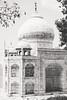 Taj Mahal (sort of) (Linus Wärn) Tags: china blackandwhite bw monochrome miniature blackwhite model asia tajmahal guangdong shenzhen windowoftheworld
