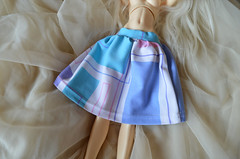 Abstract skirt (ceressiass) Tags: cute scale promotion shop ball asian miniature clothing doll kei hand candy sale handmade girly pastel sewing 14 wide skirt sugar clothes size made fairy lolita short kawaii bjd etsy puffy abjd msd sewed jointed promote ceress