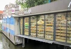 All you need is Laaf! (Hana Videen) Tags: netherlands amsterdam canal noordholland bloemgracht