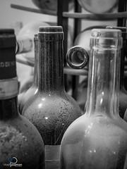 Day 33 - Dusty Basement (Vlast) Tags: canada home glass ottawa northamerica dust winebottles