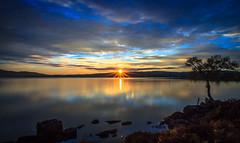 Till tomorrow (Superali007) Tags: trees sunset sky clouds canon scotland scenic scottish inverness ecosse invernessshire lochduntelchaig canon7d efs1585mmf3556isusm efs1585mm