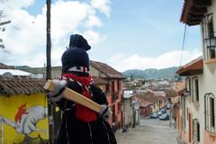 Marcos (raulmadrid1) Tags: travel mxico nikon roadtrip adventure jungle chiapas tzotzil sancristbal
