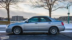 _DSC0024 (PetrographyPhotos) Tags: sony automotive subaru fullframe wrx sti lowered impressa stance coilovers a7ii imprezza