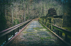Bridge to the past (jsepanic) Tags: bridge hiking tennessee bridges hike paths