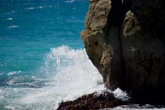 (Tykemeister07) Tags: sea wave breaking crashing durdledoor crashingwave