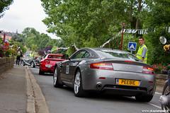 24h du Mans 2011 - Aston Martin V8 Vantage (Deux-Chevrons.com) Tags: auto car automobile martin voiture exotic coche gt supercar lemans aston astonmartin onroad supercars 24h sportcar 24heures 24hdumans 24heuresdumans astonmartinv8vantage v8vantage