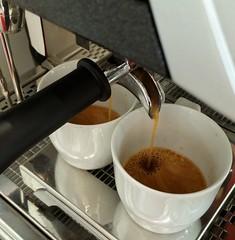 """#HummerCatering #Messe #Augsburg #Siebträger #Kaffeemaschine #Kaffeebar #Barista #Kaffee #Catering http://goo.gl/xajD4e • <a style=""""font-size:0.8em;"""" href=""""http://www.flickr.com/photos/69233503@N08/25274133664/"""" target=""""_blank"""">View on Flickr</a>"""