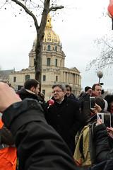 2016.03.09 Manifestations contre le projet de loi travail El Khomri (AWEK-Paris) Tags: paris république jeanluc hoteldesinvalides françoishollande jeanlucmélenchon réforme mélenchon elkhomri 9mars myriamelkhomri 20160309 loielkhomri sophietissier projetdeloitravail loidetravail réformeloitravail manifestation9mars 9mars2016