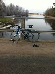 Stop at River Tidan, Odensåker (Göran Nyholm) Tags: