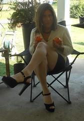 Tips from Tonya  3/24/16 (Tonya Turner) Tags: tgirl frontporch missouritg missouricd tonyaturner