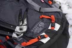 Mountain Hardwear (ClaireEBruce) Tags: climb iceclimbing moutaineering mountainhardwear