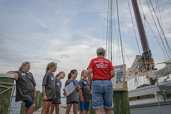 Lighthouse Overnight Adventures at CBMM (Chesapeake Bay Maritime Museum Photos) Tags: family red lighthouse youth education programs adventures hooper chesapeake strait lho overnight keeper