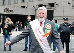Tyrone Society President Jim O'Neill