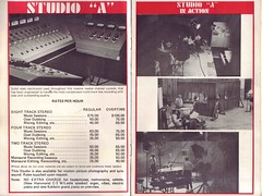 United Sound Systems brochure 1968 (detroitsoundconservancy) Tags: music studio michigan 1968 recordingstudio detroitmusic moviestudio soundeffects unitedsound unitedsoundsystems michigansound jamessiracuse
