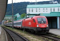 Bregenz 19.09.2011 (The STB) Tags: siemens zug bregenz taurus bahn bb sterreichischebundesbahnen br1116 bb1116