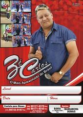 Cartaz - Z Carlos - O Mais Apaixonado do Brasil (csdesignagd) Tags: carlos z cartaz cartazes csdesign