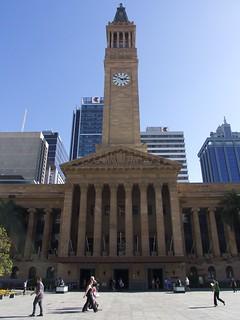 Brisbane, Hôtel de ville
