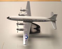 Douglas C-118A Liftmaster (Sentinel28a1) Tags: douglas usnavy usn liftmaster c118