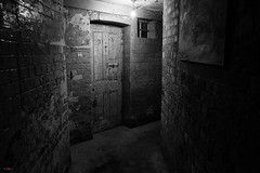 Down below (roddersdad) Tags: march decay police lincolnshire prisons gainsborough 2016 prisoncell copyrightclivejmaclennan cliveg1hkfeclipsecouk fujifilmxt1 fujinonxf18mmf2rlens httpswwwflickrcomphotosroddersdad