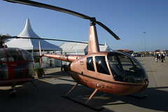 ZS-RUJ Robinson R.44 II AV8 Helicopters @ Ysterplaat 24-Sep-2010 by Johan Hetebrij (Balloony Dutchman) Tags: africa cn southafrica african south helicopter ii helicopters robinson airfield 2010 airbase afb aad av8 ysterplaat r44 10544 zsruj