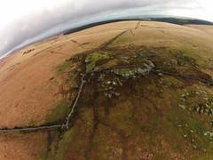 Sittaford Tor (Marklucylockett) Tags: dartmoor january2012 2012 kap devon moors marklucylockett kiteaerialphotography fernworthy sittafordtor tors dartmoornationalpark uk nationalpark