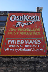 OshKosh B'gosh (pasa47) Tags: wisconsin spring april fujifilm waukesha wi 2016