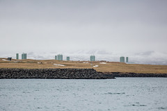 untitled (robwiddowson) Tags: sea mountains landscape photography iceland industrial image picture photophotograph robertwiddowson