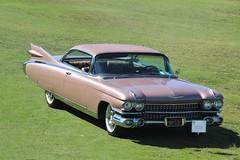 23rd Annual Palos Verdes Concours d'Elegance (USautos98) Tags: seville cadillac eldorado coupe caddy 1959 caddie
