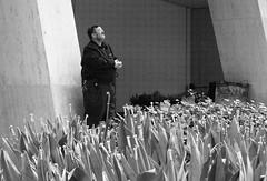 MyTubeNYC (MyTubeNYC ( Gediminas Jankevicius )) Tags: street city nyc summer portrait sky urban bw newyork man monochrome underground mono photo funny candid streetphotography documentary hardcore noise blackwhitephotos mytubenyc gediminasjankevicius
