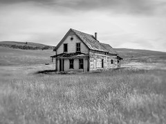 Lawless Ranch House (c. 1902) (Images by Christie  Happy Clicks for 2016!) Tags: ranch canada history abandoned nikon bc farm country farming 1800s property land homestead circa goldrush 1900s rockcreek ranchhouse 1902 bridesville turnofthecentury anarchistsummit d5200 c1900s cowboyquarters rockcreekandcampmckinneygoldrush