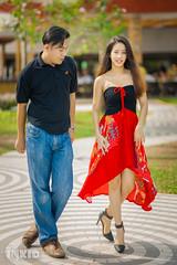 DSC06894 (inkid) Tags: people woman men girl female dance model women dof dress bokeh outdoor 85mm jeans tang ashlyn ooi lianhin