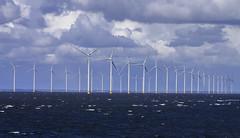 Flevoland Coast (Melnikovi) Tags: coast windmills seashore flevoland