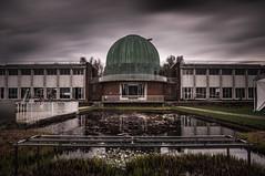 Herstmonceux Observatory main block. (Graeme Andrews) Tags: longexposure pentax nd110 herstmonceuxobservatory pentaxkr