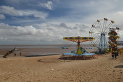 The Fun Fair on the Sands (CoasterMadMatt) Tags: uk greatbritain england beach wheel fun march seaside spring big sand ride fairground photos unitedkingdom britain wave fair ferris estuary lincolnshire photographs promenade gb beaches ferriswheel rides bigwheel funfair swinger cleethorpes humber seasideresort groynes 2016 nikond3200 waveswinger seadefences seasidetown lincs northeastengland humberestuary cleethorpesbeach northpromenade coastermadmatt coastermadmattphotography spring2016 march2016 cleethorpes2016