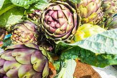 20160420 Provence, France 02471 (R H Kamen) Tags: food france vegetables cassis artichokes foodmarket bouchesdurhne bouchesdurhone provencealpescotedazur provencealpesctedazur rhkamen