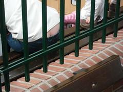 DSCF3005 (sqfan07) Tags: jeans buttcrack milf asscrack