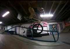 bosco oppo hanger (5050 Skatepark) Tags: new york city nyc island bmx scooter skatepark 5050 staten