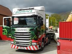 PO15UJM H2220 Eddie Stobart Scania 'Lily Poppy' (graham19492000) Tags: eddie scania stobart eddiestobart lilypoppy h2220 po15ujm