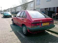 Nissan Cherry 1.3 DX 5d 1986 (PJ-71-GX) (MilanWH) Tags: cherry nissan 1986 13 pj71gx jzln06