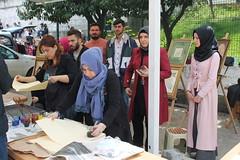 IMG_9186 (Objektife Düşenler) Tags: el mehmet bayrak tirebolu kutlu yüksek haftası meslek sergisi okulu sanatları dağum