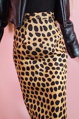 The baby bump skirt (Dizin Dat) Tags: urbanjungle barbielook