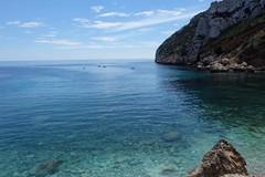 Granadella ... 2 (davidgv60) Tags: sea espaa nature marina mar spain mediterranean mediterraneo mare playa paisaje alicante vista fujifilm cala costablanca xvia david60 photodgv