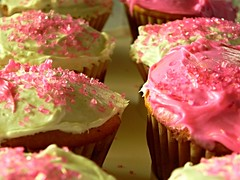 ...have another my dear... (carbumba) Tags: pink food desert sugar cupcake icing treat bake frosting